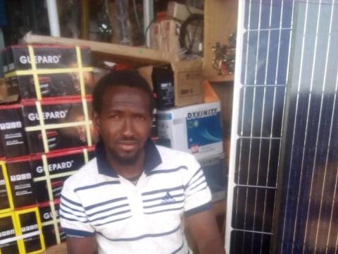 photo of Bassoma