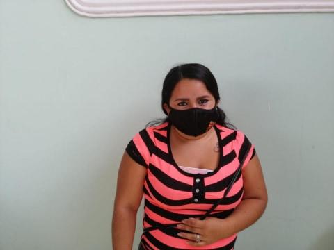 photo of Jenniffer Chiquinquira