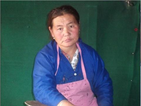 photo of Erdenetsetseg