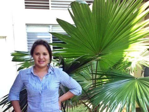 photo of Lucia Esperanza