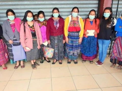 photo of Mujeres Sichivilenses Group