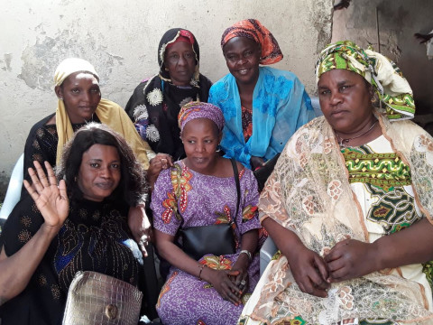photo of 10 Aissatou Group