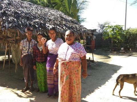 photo of Nan Taw Yat(1)C Village Group