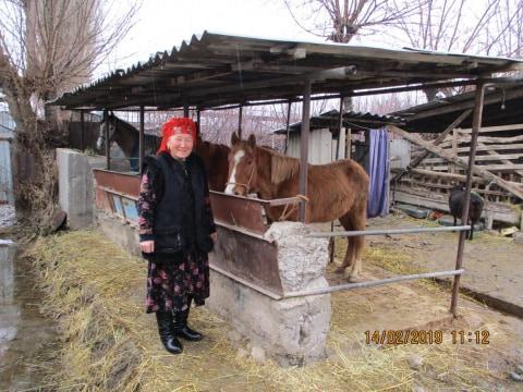 photo of Zulpiya