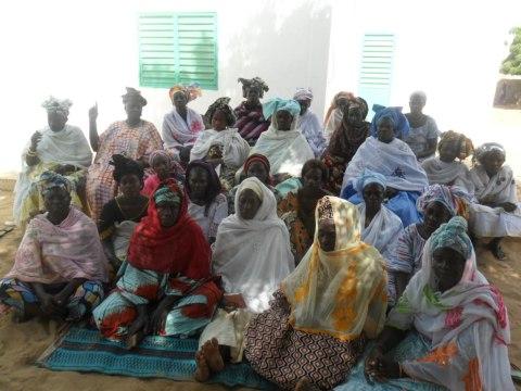 photo of Mbathio's Group