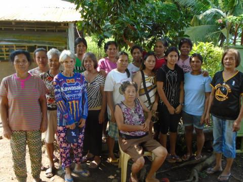 photo of Center 173 Malipayon Women's Association Group