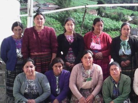 photo of Mujeres De Chuanoj Group