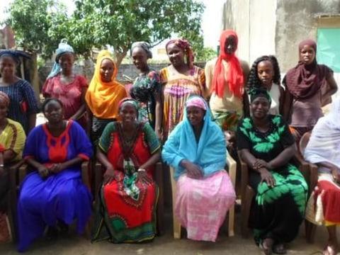 photo of Coumbayel's Group