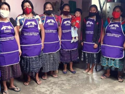 photo of Mariana Group