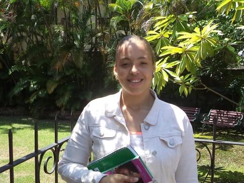photo of Rebeca Maria