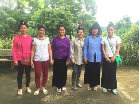 photo of He Muong 76 Group