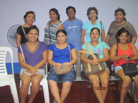 photo of Las Lucesitas Group