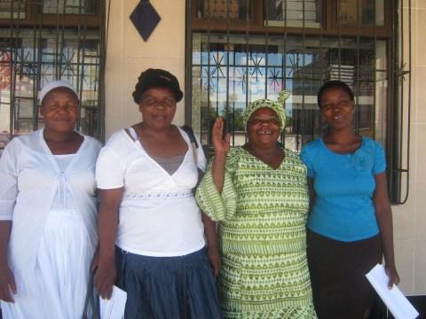 photo of Kushinga Chikanga Group