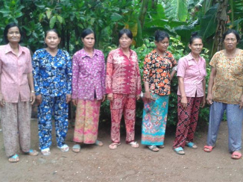 photo of Chanthol's Group