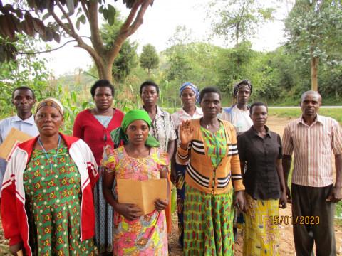 photo of Twigiremuhinzi Group
