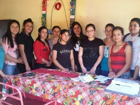 photo of Mujeres Luchadoras Group