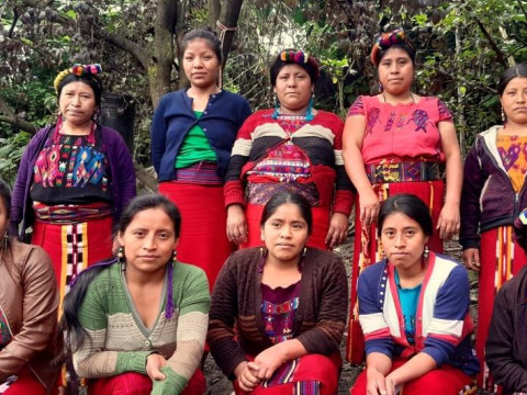 photo of Las Tejedoras De Chajul Group