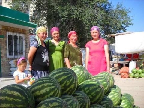 photo of Gulzat's Group