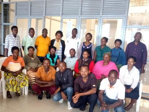 photo of Abunzubumwe Cb Sub Grp A Group