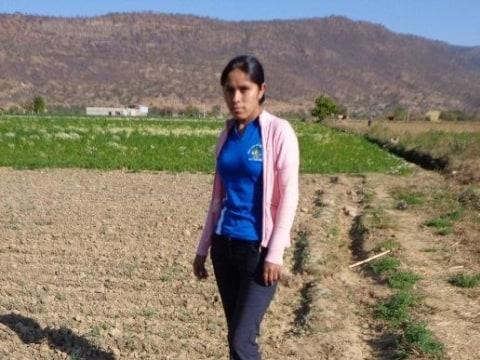 photo of María Dolores