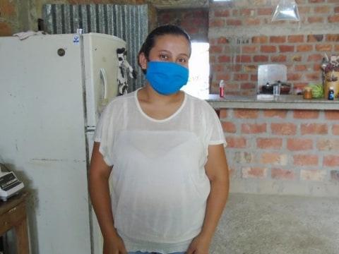 photo of Antonia Auxiliadora