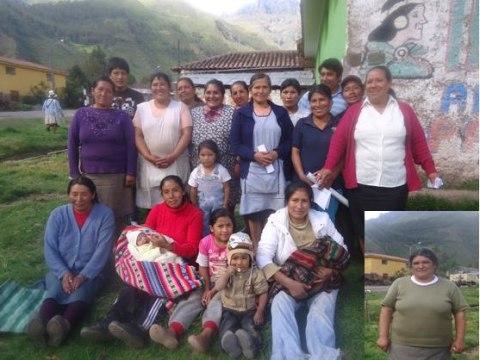 photo of Santa Catalina De Sillacancha Group