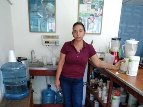 photo of Rosa Maritza
