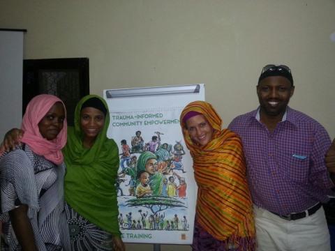 photo of Global Trauma Project