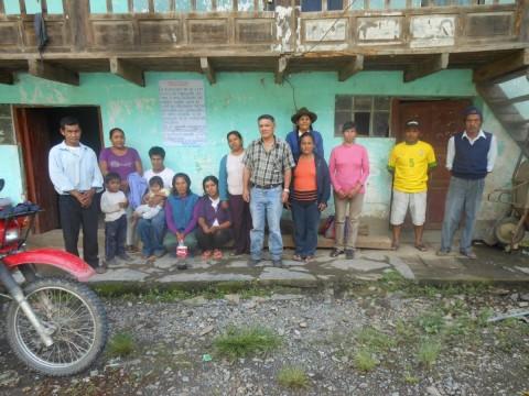 photo of Cristo Rey De Cuquipata Group