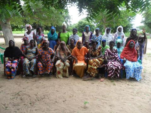 photo of Nene's Group