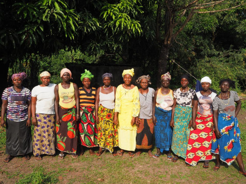 photo of Makossa Female Farmers Group