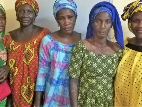 photo of Fa Mbaye's Group