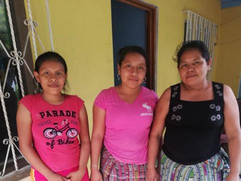 photo of Barrios 1 Las Hermanas Group