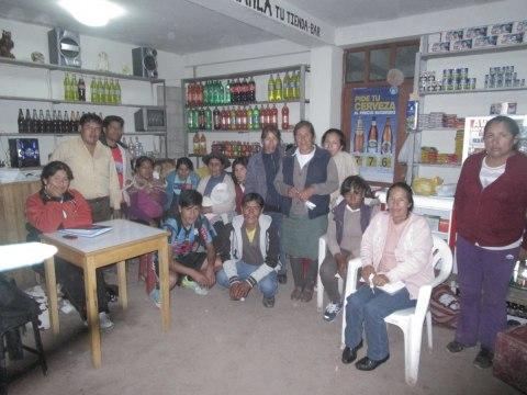 photo of Inmaculada Concepcion De Yungaqui Ii Group