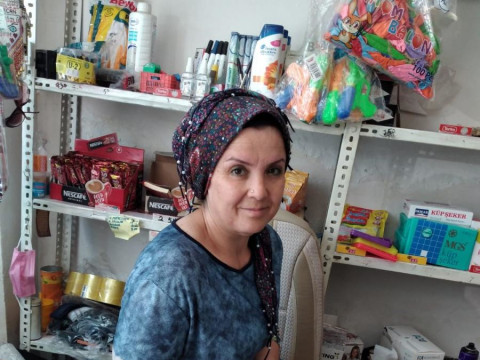 photo of Zeynep
