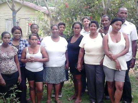 photo of Martha's Group
