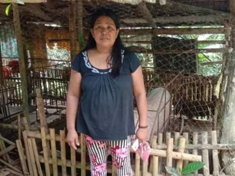 photo of Lourdesita