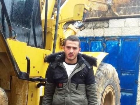 photo of Jaber