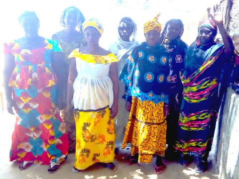 photo of Ziguinchor_Petit Kandé Group