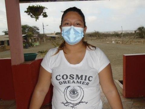 photo of Karla Damaris