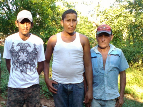 photo of Gs. Los Angelitos Group
