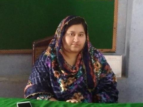 photo of Qurat Ull Ain
