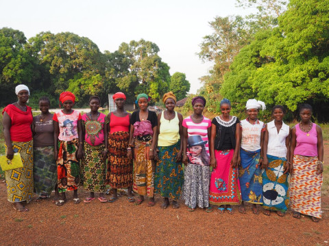 photo of Wore-Bana's Best Female Farmers Group