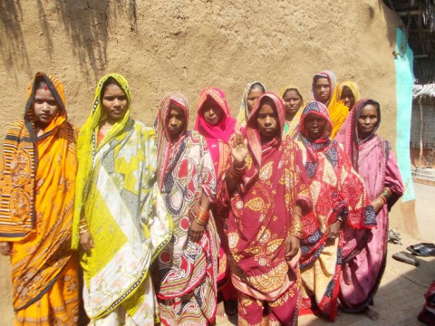 photo of Maa Mangala Shg Group