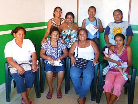 photo of Luchadoras Group
