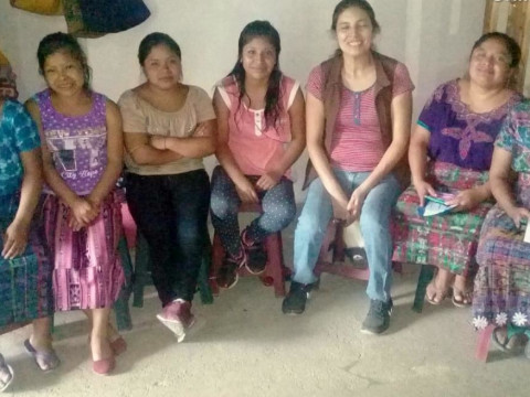 photo of Emmanuel Sumpango Group