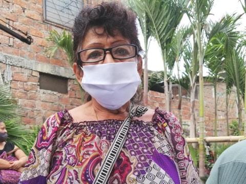 photo of Mercedes Yolanda