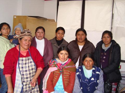 photo of Flor De Quinua Group