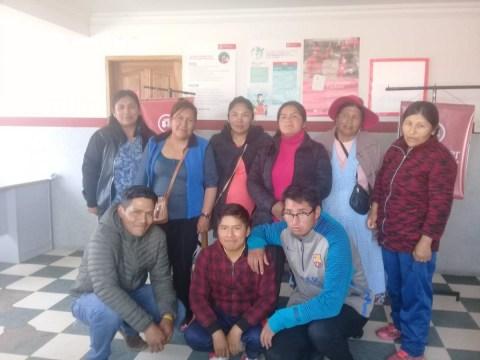 photo of Rosas I Group
