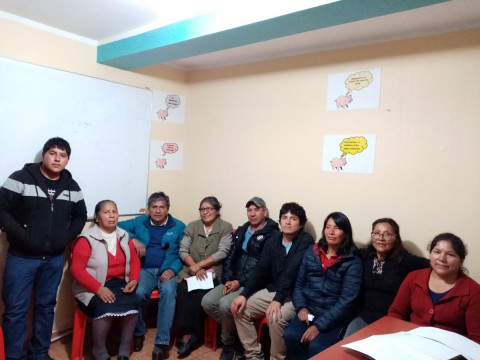 photo of Promoviendo De Urubamba Group